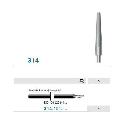 KOMET Träger /Mandrell 314.104