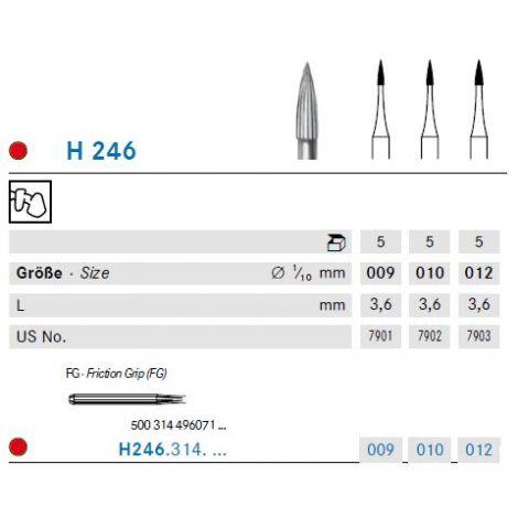 KOMET Finierer H246.314.009