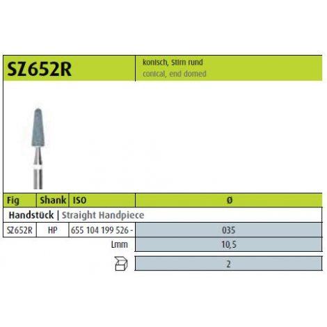 JOTA Zirconflex Konus rund SZ652R.104.035